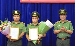 Bộ Công an có tân cục trưởng Cục Cảnh sát kinh tế