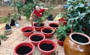 """Khu vườn rộng 5.000m2 tại quê nhà Bình Phước của """"nữ hoàng cảnh nóng"""""""