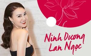"""Nếu có một ngôi sao Việt khiến ai cũng """"mê mẩn"""" vì dễ gần, dễ mến, dễ thương, thì đó chính là Ninh Dương Lan Ngọc"""