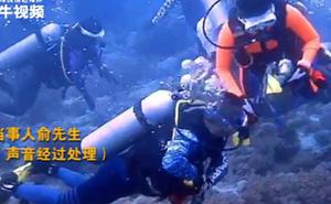 Người đàn ông gây phẫn nộ vì trêu đùa quá lố, khóa van bình oxy của bạn khi cả hai đang lặn biển