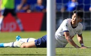 Son Heung-min tỏa sáng với cú đánh gót kiến tạo điệu nghệ, Tottenham vẫn trắng tay rời sân Leicester City