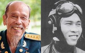Xem lại những thước phim quý về anh hùng phi công Nguyễn Văn Bảy