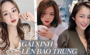 """Hội girl xinh Việt """"lọt tầm ngắm"""" netizen Trung: Người được ví giống Linh Ka, người kiếm sương sương 70 triệu/tháng"""