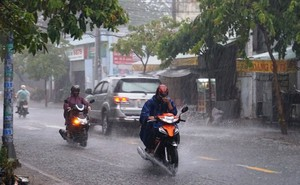 Từ hôm nay, mưa lớn nhiều ngày ở Bắc Bộ