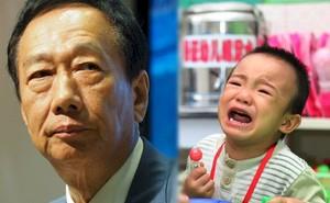 Ông trùm Foxconn Đài Loan: Từ thói quen không bao giờ cho con ngủ đẫy giấc đến bài học tự ràng buộc bản thân ngay từ những nơi người khác không thể thấy