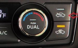 Nên lấy gió trong hay gió ngoài khi sử dụng điều hòa ô tô?