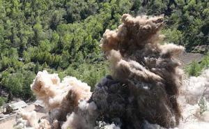 Triều Tiên có thể nhanh chóng phục hồi bãi thử hạt nhân Punggye-ri