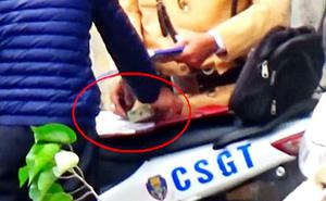 Người dân sẽ được quay hình giám sát hoạt động của CSGT