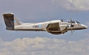 Argentina phát triển phiên bản ISR của chiến đấu cơ IA-58 Pucara