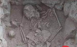 Phát hiện nhiều di vật giá trị trong mộ của nữ quý tộc thời cổ đại sau 4.500 năm