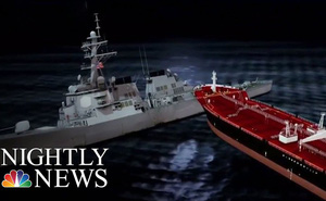 Vì sao hải quân Mỹ gỡ bỏ màn hình cảm ứng trên tàu chiến?