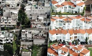 Sự khác nhau giữa người giàu và người nghèo: Đến đường nước thải cũng khác biệt đến nặng nề