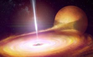 """Video: Hình ảnh lóe sáng hơn cả Mặt Trời ở """"trái tim"""" của hố đen"""