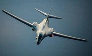 Mỹ tái cấu trúc máy bay ném bom chiến lược B-1B Lancer