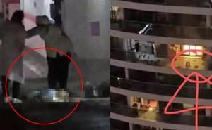 Bé trai 6 tuổi ngã từ tầng 28 tử vong tại chỗ, cảnh tượng thi thể nằm giữa bãi đậu xe và chiếc ghế ở ban công gây xót xa