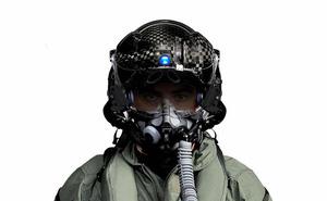 Chiếc mũ bay gần 10 tỷ đồng của phi công F-35 Mỹ