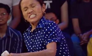 """Trấn Thành cười khoái chí khi Bà Tân Vlog nói Lê Giang """"cái gì cũng... siêu to khổng lồ"""""""
