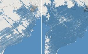 """Thời báo New York Times đưa tin: """"Toàn bộ miền nam Việt Nam có thể chìm trong nước biển vào năm 2050"""""""