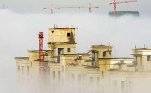 Vẻ đẹp của các thành phố trên thế giới khi chìm trong sương sớm