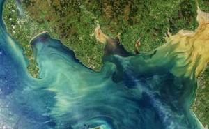 Những bức ảnh Trái Đất chụp từ vệ tinh ấn tượng nhất trong tháng 10