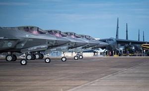 Giá thành máy bay F-35 đã xuống tới mốc 80 triệu USD