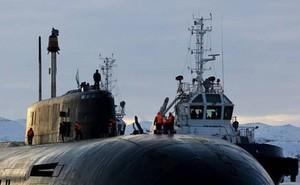 """Chiến dịch Atrina-2: Tàu ngầm Nga """"qua mặt"""" Hải quân NATO như thế nào?"""