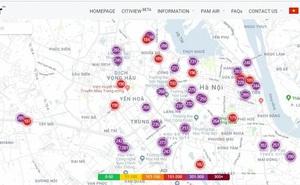 Ô nhiễm không khí ở ngưỡng nguy hại, khuyến cáo người Hà Nội không ra ngoài