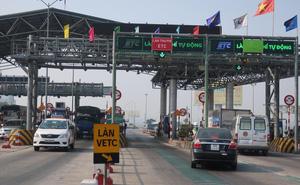 Vì sao Bộ GTVT bác đề xuất trả dự án thu phí tự động?