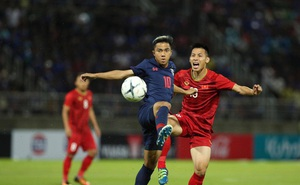 Xem trực tiếp Việt Nam - Thái Lan trên kênh nào nét nhất, nhanh nhất?