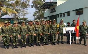 Việt Nam tham dự Giải bắn súng quân dụng các nước ASEAN lần thứ 29