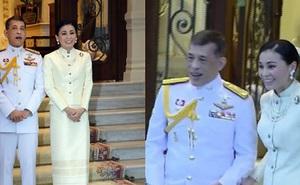 Hoàng hậu Thái Lan xuất hiện rạng rỡ, cười không ngớt bên cạnh Quốc vương Thái Lan sau sóng gió hậu cung trong sự kiện mới nhất