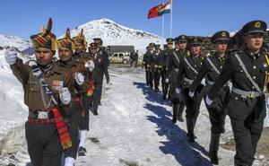Ấn Độ cáo buộc binh sĩ Trung Quốc xâm phạm lãnh thổ 752 lần trong 2 năm