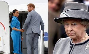 Nữ hoàng Anh chi 2,5 tỷ đồng để tuyển người kiểm soát, ngăn chặn sự tiêu xài hoang phí của cháu dâu Meghan Markle trên những chuyến bay