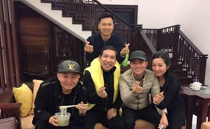 Cận cảnh căn nhà vài chục tỷ của danh hài Xuân Hinh trên con phố đắt đỏ của Hà Nội