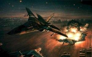 Mỹ chỉ mất 11 phút để hủy diệt hoàn toàn 5 căn cứ quân sự lớn của Libya