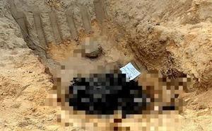 Bình Dương: Phát hiện một thi thể cháy đen dưới hố công trình
