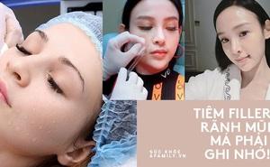Nhiều người gặp biến chứng do tiêm filler trẻ hóa khuôn mặt, chuyên gia đưa ra khuyến cáo cực quan trọng mà ai cũng cần biết