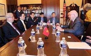 Đối thoại Chính sách Quốc phòng Việt Nam-Hoa Kỳ 2019