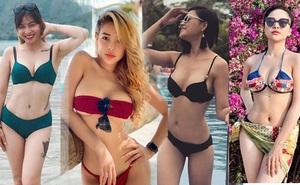 MC Hoàng Linh và nhiều sao nữ bị vướng tin đồn lộ clip nóng trong năm 2019