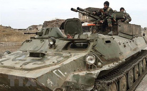 Giao tranh ác liệt, quân đội Syria đạt bước tiến lớn ở vùng Tây Bắc