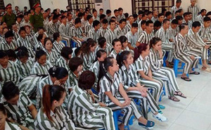 Phạm nhân là người đồng tính, người chuyển đổi giới tính sẽ được giam giữ riêng