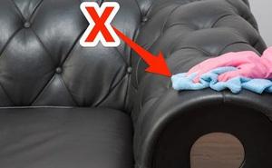 Bỏ tiền triệu ra mua nội thất nhưng nhiều người lại mắc phải 7 sai lầm ngớ ngẩn trong cách bảo quản: Của bền tại người, đừng để hỏng mới ngồi tiếc!