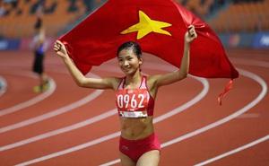 'Hạt tiêu' Nguyễn Thị Oanh giành giải Vận động viên tiêu biểu 2019