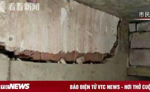 Người đàn ông ngấm ngầm 'cơi nới' tầng hầm chung cư, hàng xóm lo cả tòa nhà đổ sập