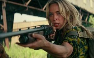 """Siêu phẩm kinh dị """"Vùng đất câm lặng phần 2"""" tung trailer mới"""