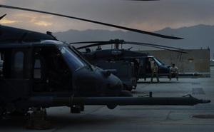 """Tên lửa Iran """"thổi bay"""" trực thăng 40 triệu USD của Mỹ trong vụ tấn công trả đũa ở Iraq"""