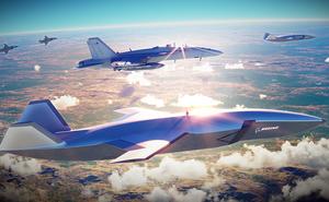 """Máy bay thế hệ 4 sở hữu năng lực của thế hệ 6: Phương án """"lật kèo"""" của Boeing đối đầu KQ Trung Quốc?"""