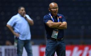 Không thể đánh bại Jordan, HLV Park Hang-seo lên tiếng về điều luật nghiệt ngã