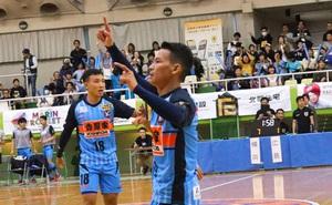 2 tuyển thủ Việt Nam tỏa sáng trên đất Nhật Bản, giúp đội bóng giành ngôi vô địch