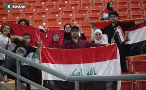 """CĐV Iraq tiếc nuối: """"May mắn và trọng tài giúp U23 Thái Lan có vé vào tứ kết"""""""